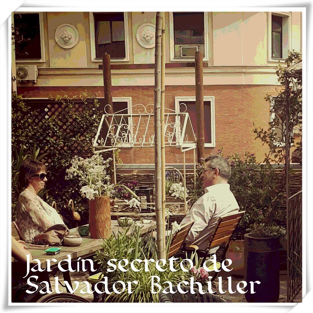 Rincones clandestinos en madrid el jard n secreto de for El jardin secreto salvador bachiller